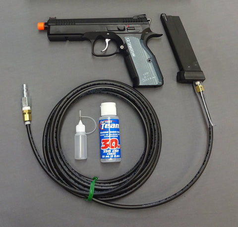 ASG CZ Shadow 2 Airsoft w/Compressed Air Magazine