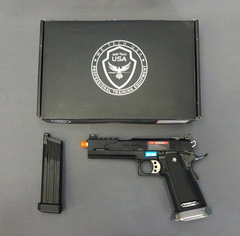 WE Hi-Capa GBB Airsoft w/free shipping