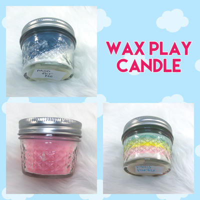 Wax Play Candle