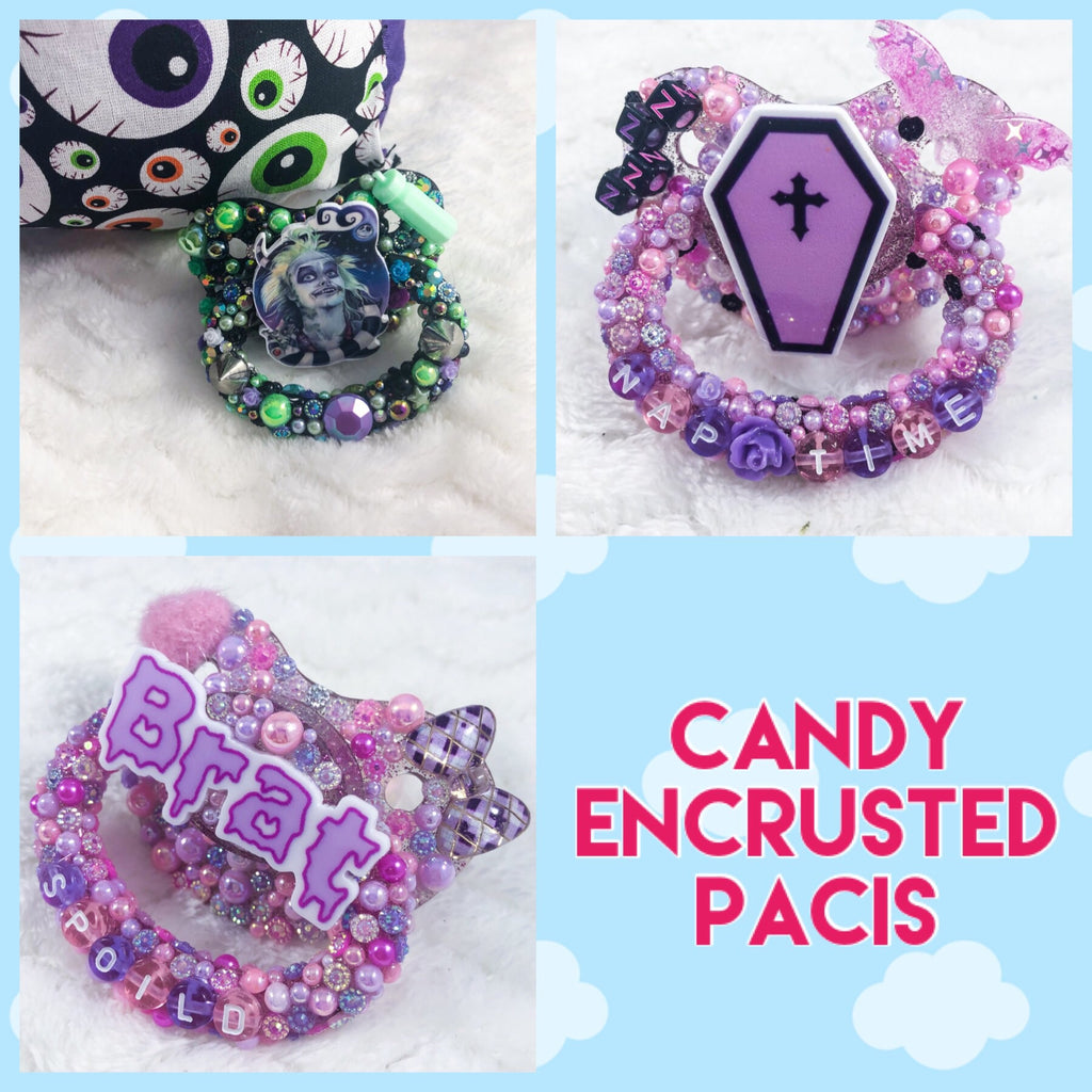 Encrusted Pacis