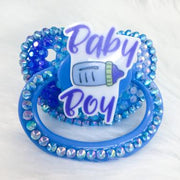 Seconds Baby Boy Blue BP Paci