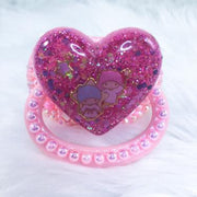 Pastel Twin Gen 2 BP Paci with Paci Cover