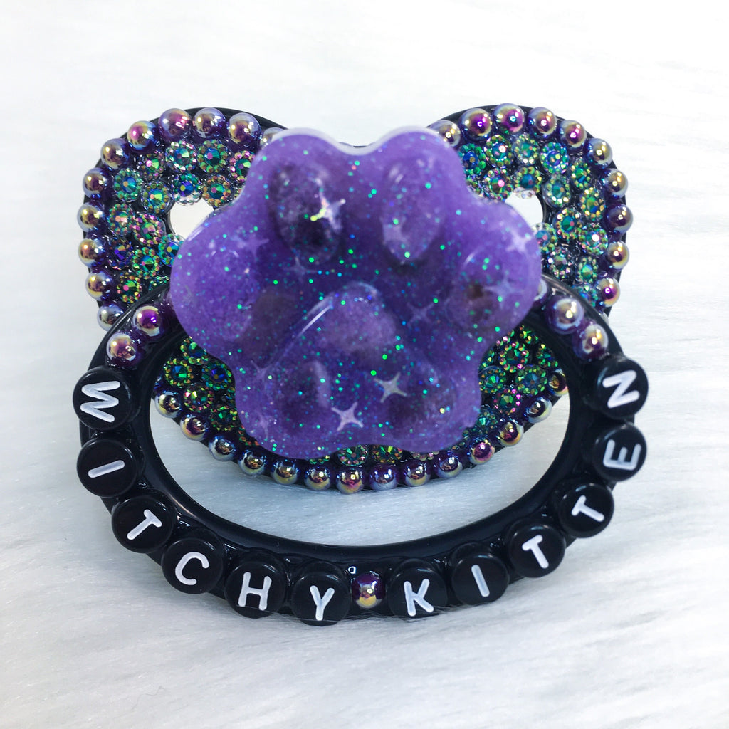 Witchy Kitten PM Paci
