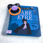 Jane Eyre Book Baby Set (Counting Book and Color Mix BE Paci)
