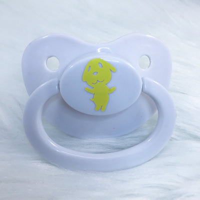 Golden Pup Simple Paci