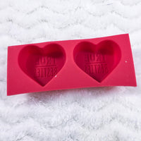 Destash Besties Heart Mold