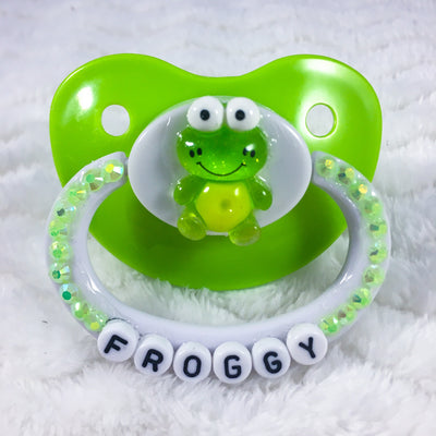 Froggy BE Paci