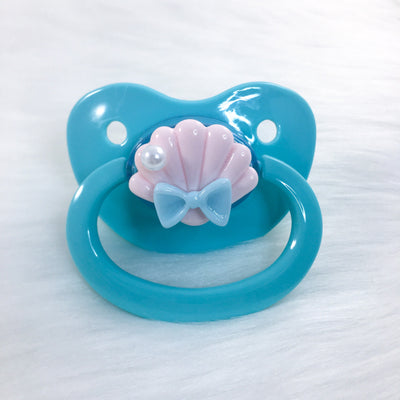 Lil Mermaid Simple PM Paci