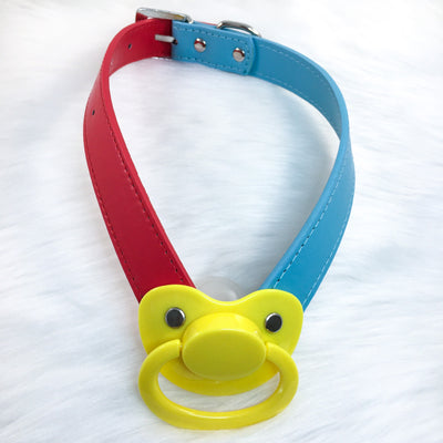 Primary Palette 2 Paci Novelty Gag