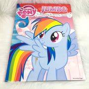 Pony Coloring Book HC Toybox