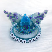 Blue Berry Baby PM Shaker Paci