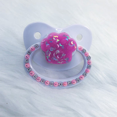 Moon Pup Simple PM Paci