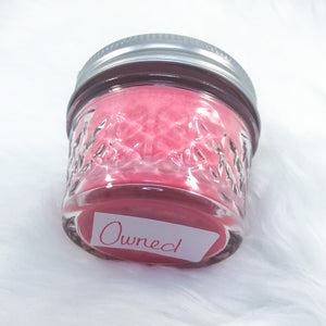 Owned Wax Play Candle 4oz