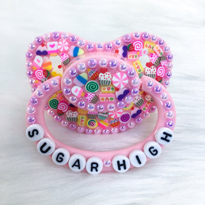 Sugar High PM Sprinkle Paci