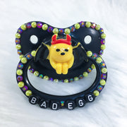Bad Egg BE Border Paci