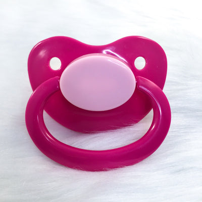 Bimbo Baby Color Mix Plain Adult Paci