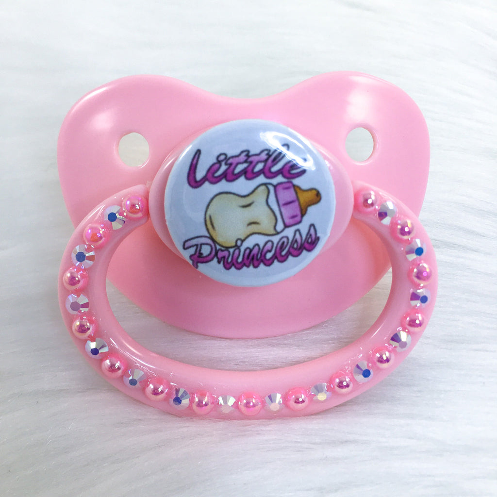 Little Princess PM Paci (Custom Options Blank to Full Deco)