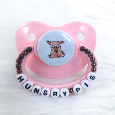 Hungry Pig Simple PM Paci