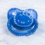Blue Kitty Paci