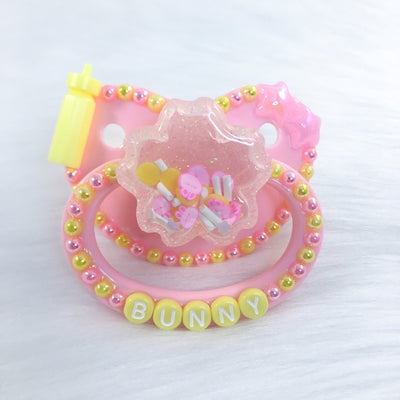 Magical Bunny PM Shaker Paci
