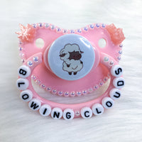 Blowing Clouds Stonie Lamb PM Paci