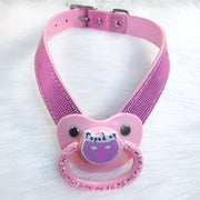 Taped Up Paci Novelty Gag