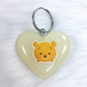 Honey Bear Keychain HC Toybox