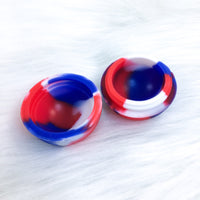Stonie Oil Slick Red/White/Blue HC Toybox
