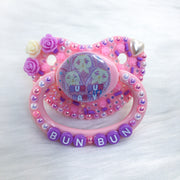 Bun Bun Party Rope Bunny PM Paci (Custom Options Blank to Full Deco)