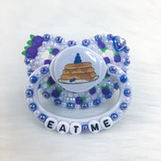 Eat Me Blueberry Pancakes Premade PM Paci