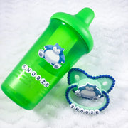 Snooze Poke Set (PM Paci and Sippy)