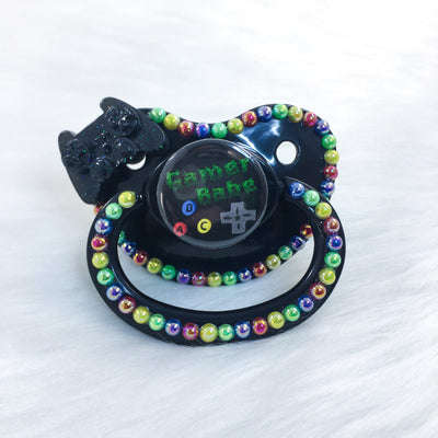 Gamer Babe PM Paci (Custom Options Blank to Full Deco)