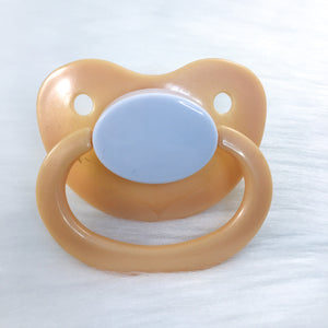 Milk and Honey Color Mix Plain Adult Paci