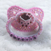 Sweetie Chocolate Bar Paci