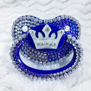 Blue and Silver Royalty HC Paci