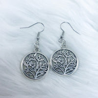 Floral Goddess Earrings