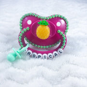 Tropical Pineapple Paci