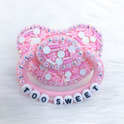 Too Sweet PM Sprinkle Paci