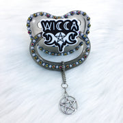 Wicca HC Paci with Charm