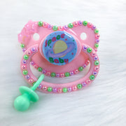 Space Baby Littlespace Premade PM Paci