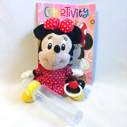 Baby Mouse Set (BE Color Mix Paci, Adult Bottle, Bottle Cover, Coloring Book)