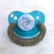 Bound Baby Boy BE Rope Paci