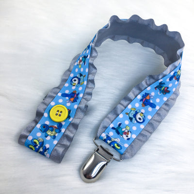 Water Type 13 Inch Paci Clip