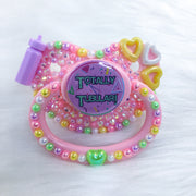 Totally Tubular PM Paci (Custom Options Blank to Full Deco)