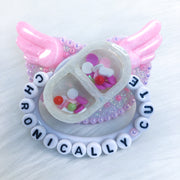 Funfetti Chronically Cute Shaker PM Paci