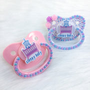 Sleepy Baby PM Paci (Custom Options Blank to Full Deco)