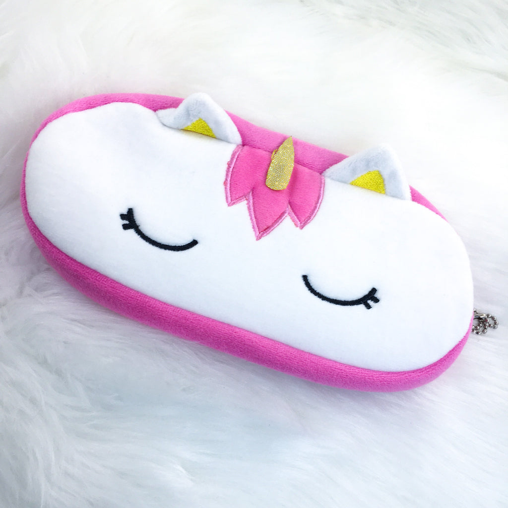 Unicorn Plush Bag HC Toybox