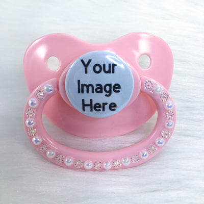 Custom Center PM Paci (Custom Options Blank to Full Deco)