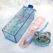 90's Baby Sprinkle Set (PM Sprinkle Paci, 8 Inch Paddle, and Bottle/Carton)