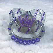 Purple Crown Royalty HC Paci